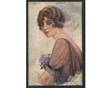 1916 - LOTTO/16715 - T.CORBELLA -  CARTOLINA A COLORI VIAGGIATA