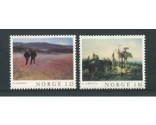 1977 - LOTTO/16773 - NORVEGIA - QUADRI 2v.- NUOVI