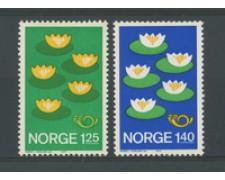 1977 - LOTTO/16781 - NORVEGIA - NORDEN 2v. - NUOVI