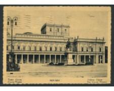 NOVARA - LOTTO/16952 - 1941  TEATRO COCCIA