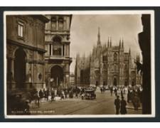 MILANO - LOTTO/16965 - 1939 PIAZZA DEL DUOMO