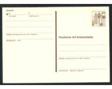 1979/80 - LOTTO/17129 - BERLINO - 40+40 PF. CARTOLINA POSTALE - NUOVA