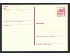 1979 - LOTTO/17133 - GERMANIA - 60Pf. CARTOLINA POSTALE - NUOVA