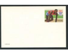 1980 - LOTTO/17170 - STATI UNITI - OLIMPIADI CARTOLINA POSTALE NUOVA