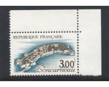 1983 - LOTTO/17244 - FRANCIA - 3 Fr. CONCARNEAU - NUOVO
