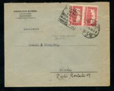 1926 - LOTTO/17334 - UNGHERIA -  BUSTA CON ANNULLO FIERA DI BUDAPEST