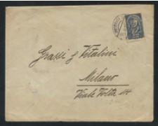 1919 - LOTTO/17348 - AUSTRIA - 50h.  SU BUSTA DA INNSBRUCK A MILANO