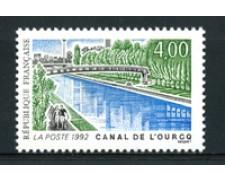 1992 - LOTTO/17450 - CANALE DELL'OURCQ - NUOVO