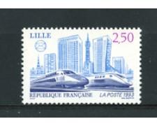 1993 - LOTTO/17457 - FRANCIA - SOCIETA' FILATELICHE - NUOVO