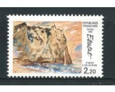 1987 - LOTTO/17463 - FRANCIA - VEDUTA D'ETRETAT - NUOVO