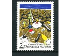 1986 - LOTTO/17466 - FRANCIA -  CARNEVALE - NUOVO