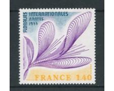1977 - LOTTO/17474 - FRANCIA - MOSTRE FLOREALI - NUOVO