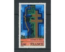 1977 - LOTTO/17477 - FRANCIA MEMORIALE A DE GAULLE - NUOVO