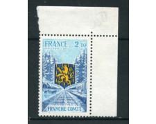 1977 - LOTTO/17481 - FRANCIA - 2,10 Fr. FRANCHE-COMTE' - NUOVO