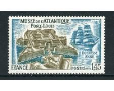 1976 - LOTTO/17483 - FRANCIA - MUSEO DELL'ATLANTICO - NUOVO