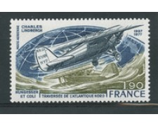 1977 - LOTTO/17485 - FRANCIA - POSTA AEREA TRAVERSATA  1v. - NUOVO