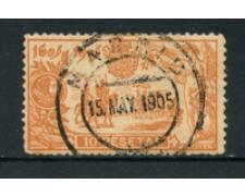 1905 - LOTTO/17499 - SPAGNA - 10 pta. DON CHISCIOTTE - USATO