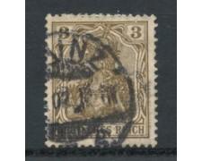 1902 - LOTTO/17683 - GERMANIA - 3p. BRUNO - USATO