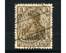 1905 - LOTTO/17693 - GERMANIA - 3p.  BRUNO - USATO