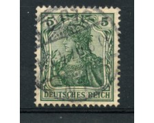 1905 - LOTTO/17694 - GERMANIA - 5p. VERDE - USATO