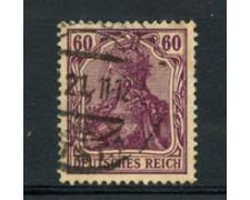1905 - LOTTO/17702 - GERMANIA - 60P. LILLA - USATO