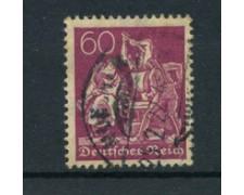 1921 - LOTTO/17750 - GERMANIA REICH - 60p. LILLA - USATO