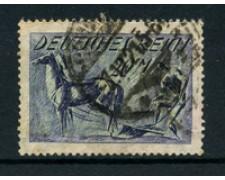 1921 - LOTTO/17756 - GERMANIA REICH - 20m. AZZURRO VERDE - usato