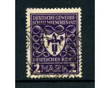 1922 - LOTTO/17824 - GERMANIA REICH - 2m. EXPO DI MONACO - USATO