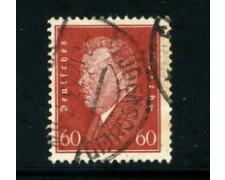 1928 - LOTTO/17920 - GERMANIA REICH - 60p. BRUNO ROSSO EBERT - USATO