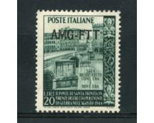 1949 - LOTTO/17957 - TRIESTE A - PONTE S.TRINITA' - NUOVO