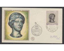 1985 - LOTTO/18410 - SAN MARINO - MOSTRA FRANCOBOLLO EUROPA - FDC
