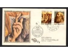 1975 - LOTTO/18414 - SAN MARINO - EUROPA  - FDC