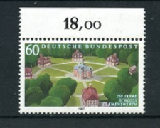 1987 - LOTTO/18604 - GERMANIA - CASTELLO DI CLEMENSWERTH - NUOVO