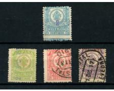 1911/20 - LOTTO/18681 - SPAGNA -  SEGNATASSE VAGLIA