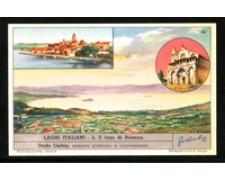 1960 - LIEBIG - LOTTO/18745 - LAGHI ITALIANI II° SERIE