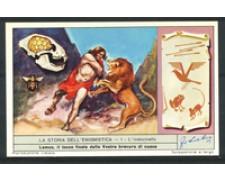 1963 - LIEBIG - LOTTO/18779 - STORIA DELL'ENIGMISTICA