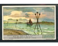 1936 - LIEBIG - LOTTO/18781 - SEGNALAMENTI MARITTIMI FLUVIALI