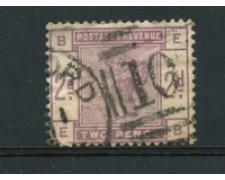 1883 - LOTTO/18813 - GRAN BRETAGNA - 2p. VIOLETTO - USATO