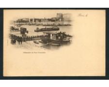 FRANCIA - 1900 - LOTTO/18824 -  PARIGI IMBARCADERO PONTE DI AUSTERLITZ