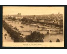 FRANCIA - 1912 - LOTTO/18830 - PARIGI VEDUTA SU LA SENNA - VIAGGIATA