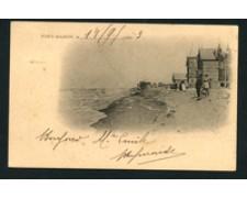 FRANCIA - 1905 - LOTTO/18831 - FORT-MAHON  LA SPIAGGIA - VIAGGIATA