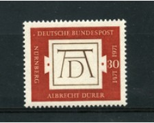 1971 - LOTTO/18913 - GERMANIA FEDERALE - 30p. A DURER - NUOVO