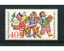 1972 - LOTTO/18925 - GERMANIA FEDERALE  CARNEVALE DI COLONIA - NUOVO