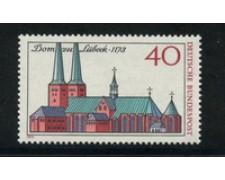 1973 - LOTTO/18932 - GERMANIA FEDERALE - CATTEDRALE DI LUBECCA - NUOVO