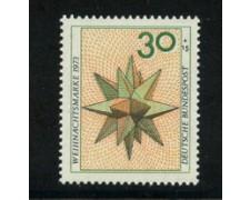 1973 - LOTTO/18934 - GERMANIA FEDERALE - NATALE - NUOVO