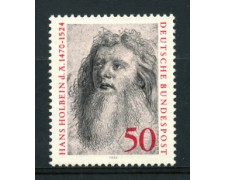 1974 - LOTTO/18941 - GERMANIA FEDERALE - HANS HOLBEIN - NUOVO