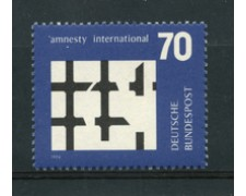 1974 - LOTTO/18942 - GERMANIA FEDERALE - AMNESTY INTERNATIONAL - NUOVO