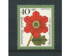 1974 - LOTTO/18945 - GERMANIA FEDERALE - 40+20p. NATALE - NUOVO