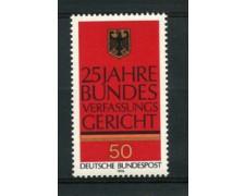 1976 - LOTTO/18972 - GERMANIA FEDERALE - CORTE COSTITUZIONALE - NUOVO
