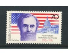 1976 - LOTTO/18978 - GERMANIA FEDERALE - BICENTENARIO U.S.A. - NUOVO